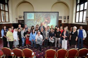 Bradford Small World Film Festival  2016 People's Panel. City Hall, Bradford. 22.06.16