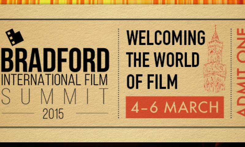 BOOK NOW! Bradford Film Summit reveals blockbuster programme.