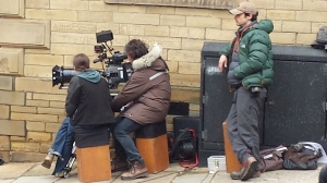 Testament of Youth Filming