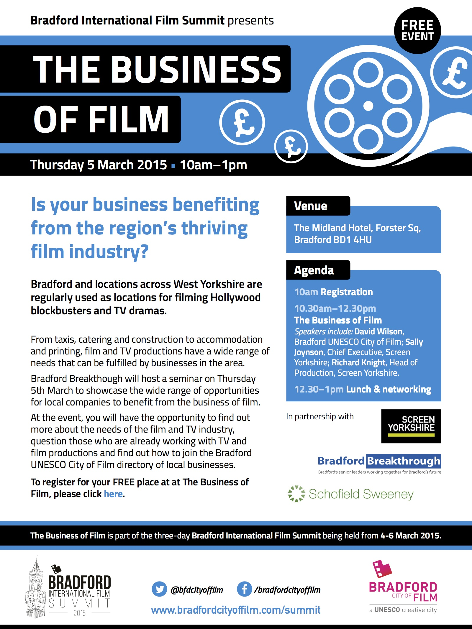 BIFS Business of Film eFlyer