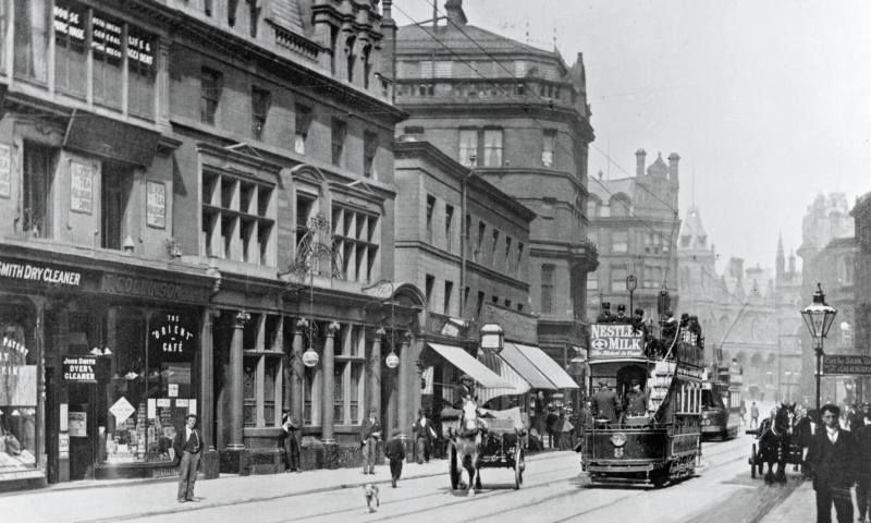 NEW EXHIBITION ANNOUNCED FOR BIG SCREEN BRADFORD BRINGING FASCINATING IMAGES OF CITY'S PAST TO CENTENARY SQUARE