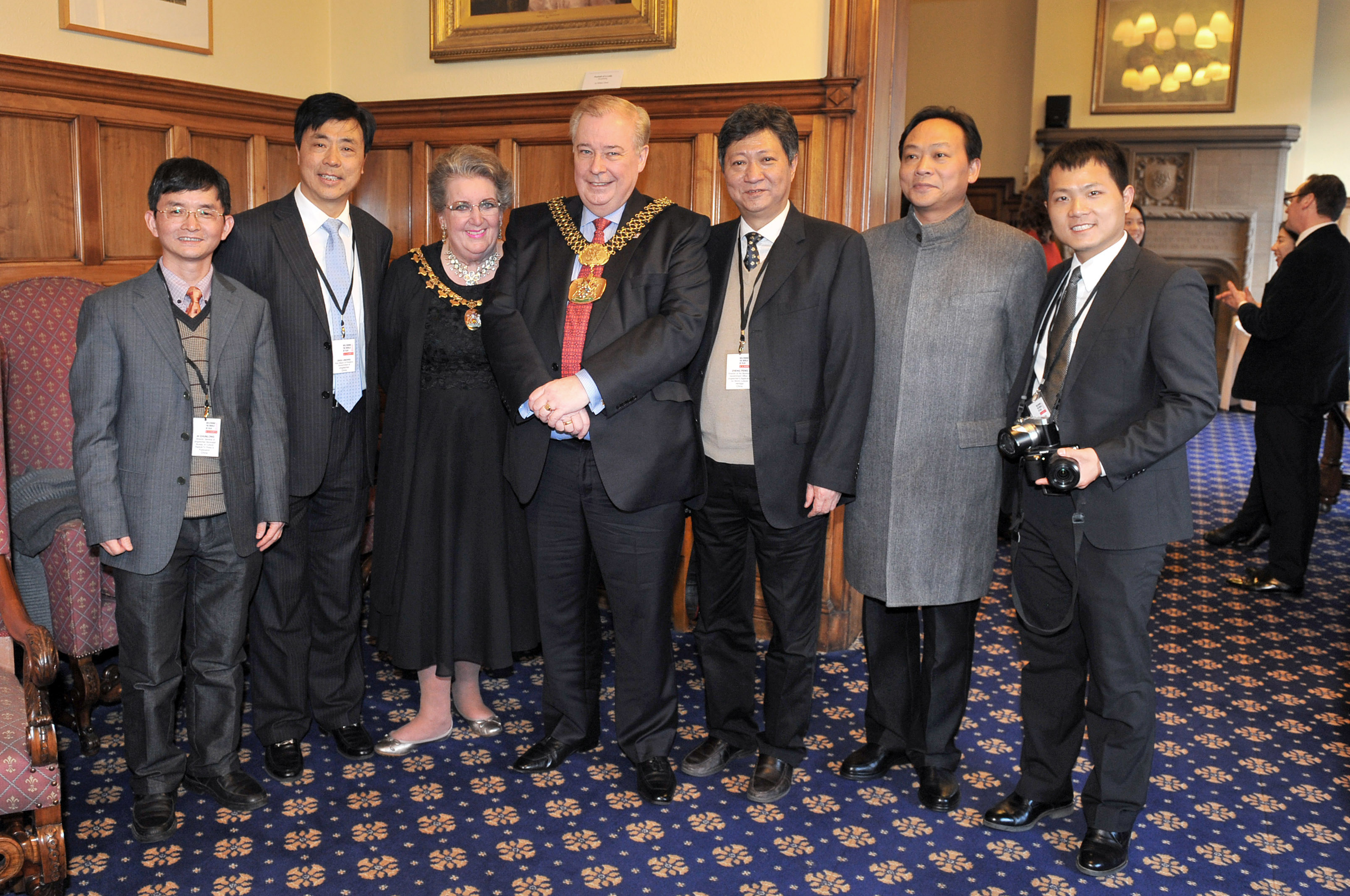 Official Opening of Bradford International Film Summit 201504.03.15
