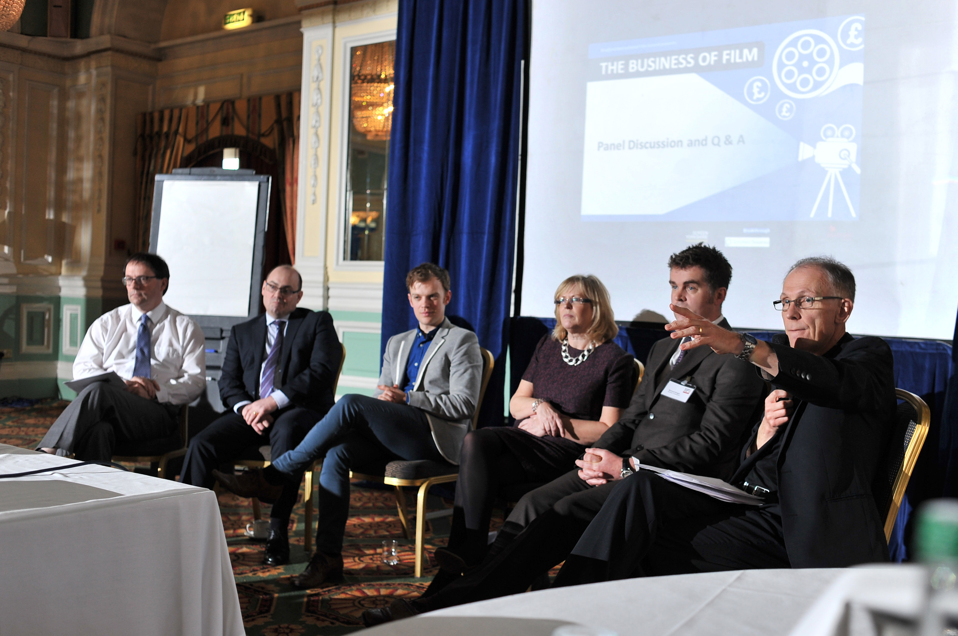 Bradford International Film Summit 2015The Business of Film05.03.15