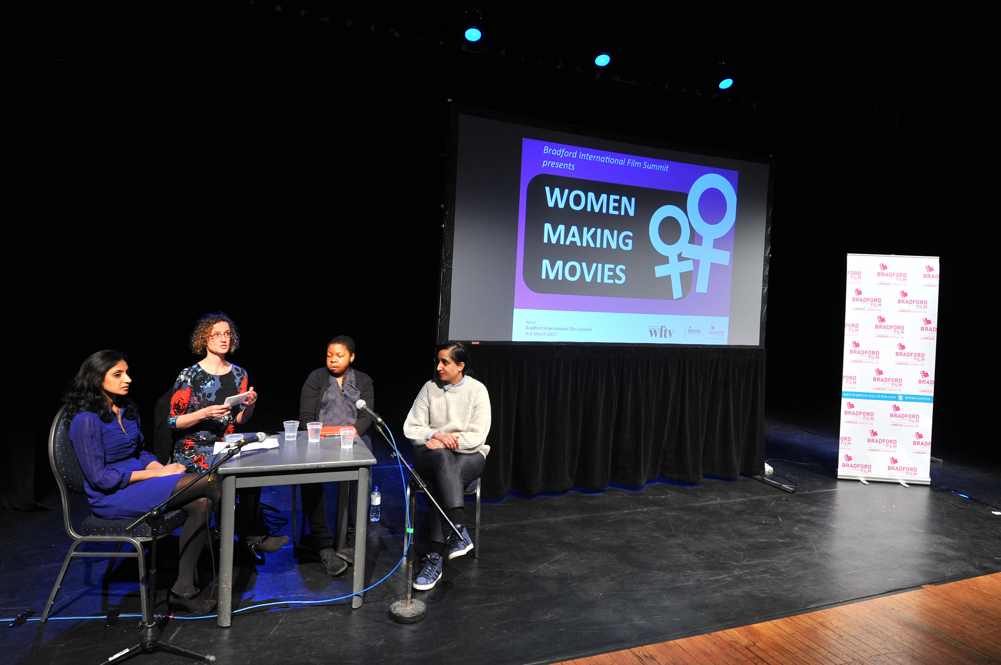 Bradford International Film Summit 2015Women Making Movies05.03.15
