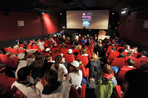 Bradford International Film Summit 2015CBBC Cinemaniacs Workshop06.03.15