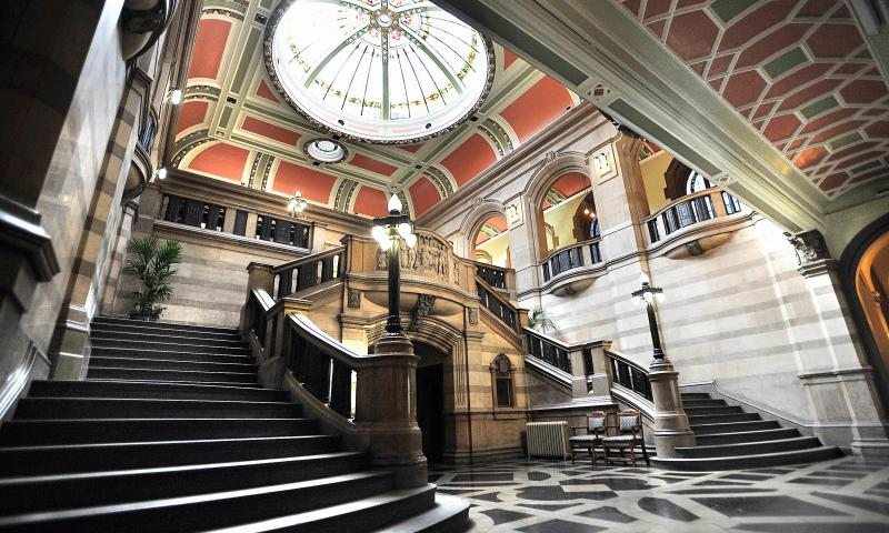 The Bradford International Film Summit 2015 – Civic Reception