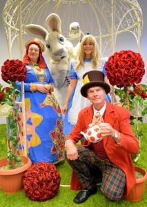 Alice in Wonderland set (hi res)