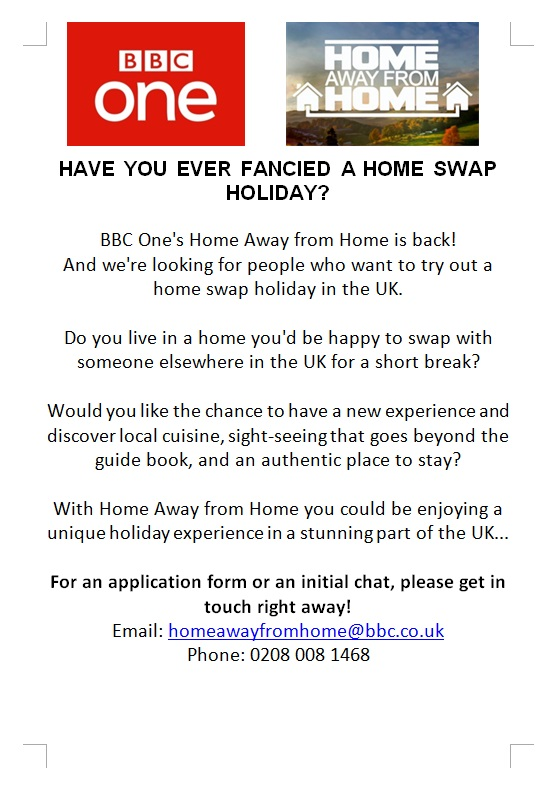 HOME AWAY FROM HOME flyer jpeg