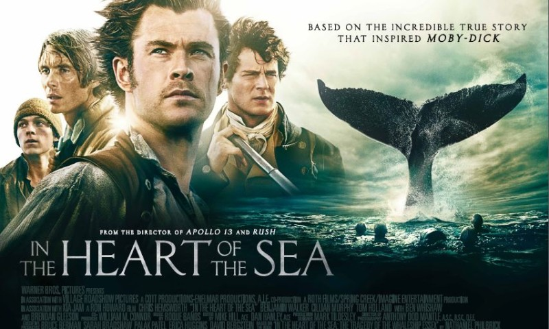 In The Heart Of The Sea – Competition