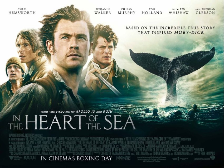In The Heart Of The Sea Official Artwork Landscape