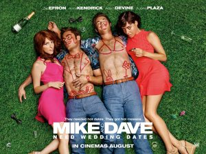 Mike & Dave Need Wedding Dates Quad