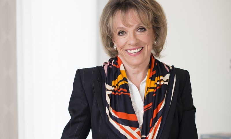 BROADCASTER ESTHER RANTZEN TO LAUNCH BRADFORD'S GOLDEN YEARS FILM FESTIVAL 2017