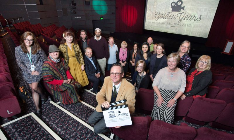 GOLDEN YEARS FILM FESTIVAL TEAM GEAR UP FOR LAUNCH