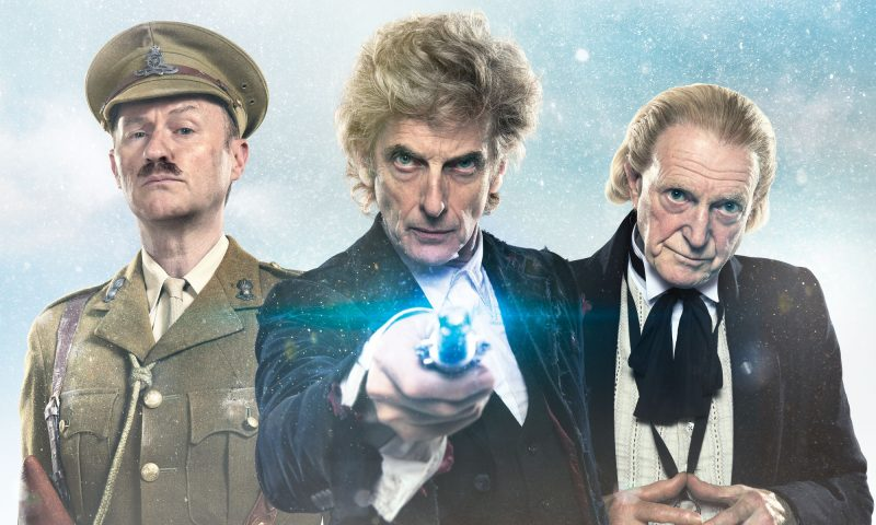 DOCTOR WHO COMING TO A TOWN NEAR YOU