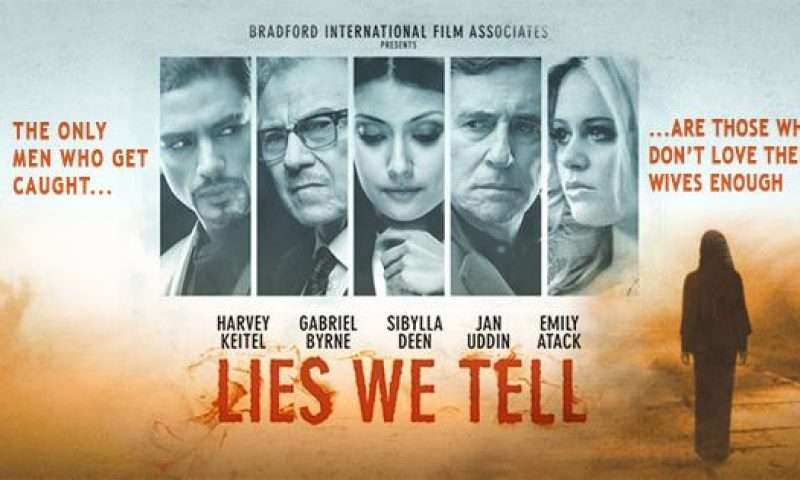Lies We Tell in cinemas from 2 February