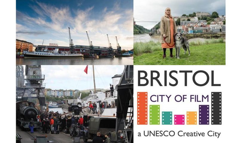 Official launch of Bristol UNESCO City of Film