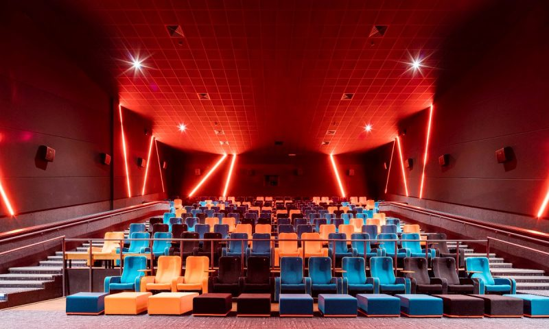 New Cinema opens in Bradford City Centre