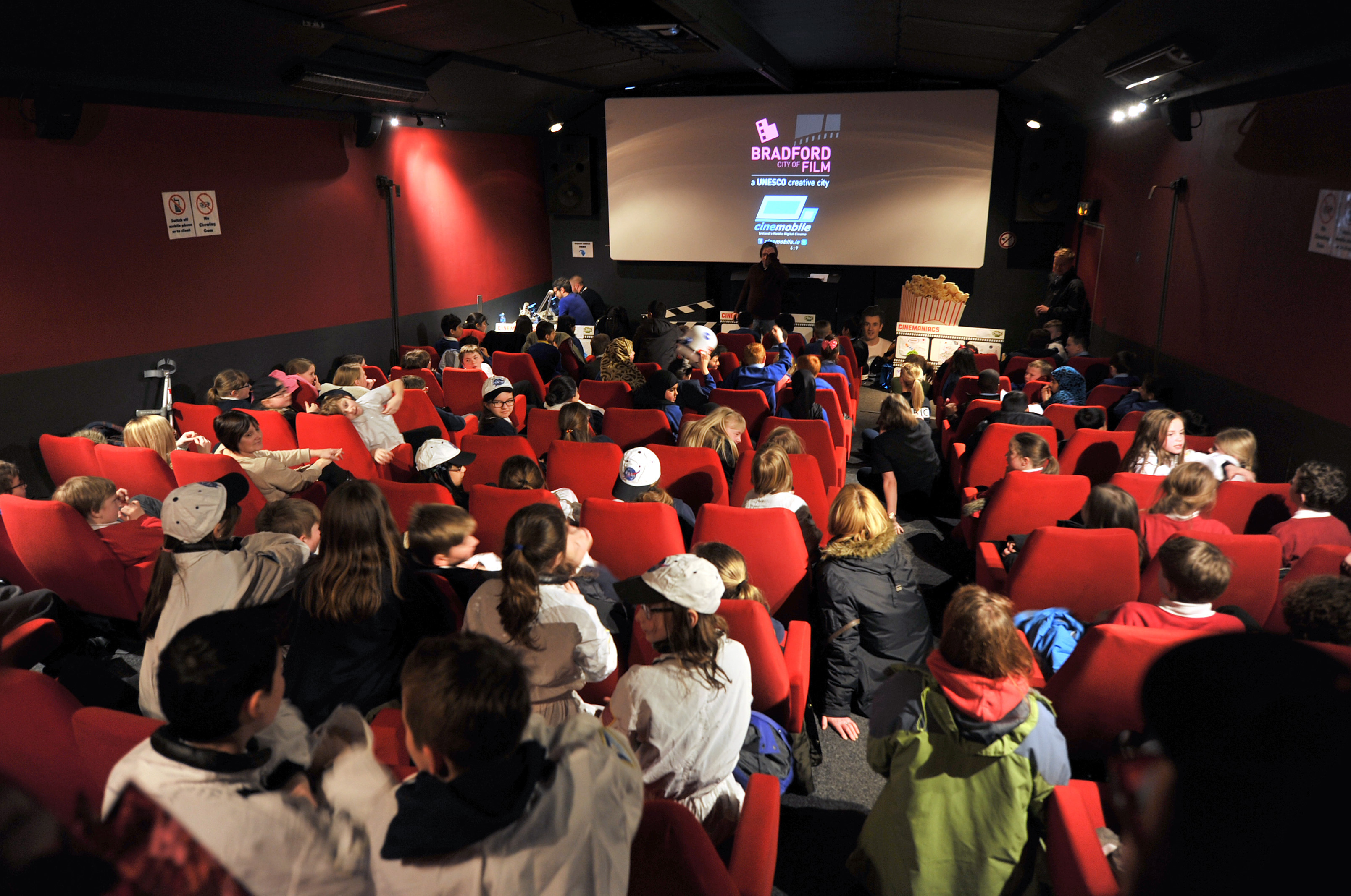 Host a film screening